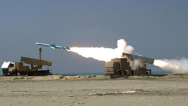 Iran tests new missiles