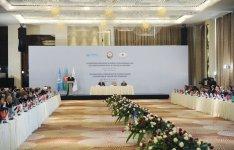 Президент Ильхам Алиев: Азербайджан вносит активный вклад в борьбу с терроризмом (ФОТО) - Gallery Thumbnail