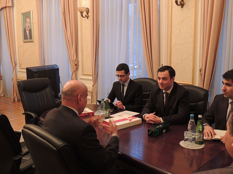 ISESCO to become co-founder of Azerbaijani Tolerance Center - Gallery Image