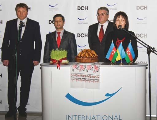 Xarkov-Bakı-Xarkov aviareysı açılıb (FOTO)
