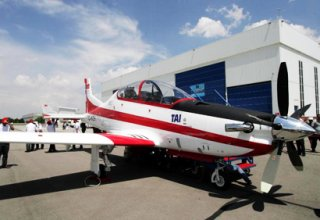 First national training aircraft successfully tested in Turkey