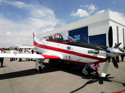 Turkey starts mass production of domestic training aircraft
