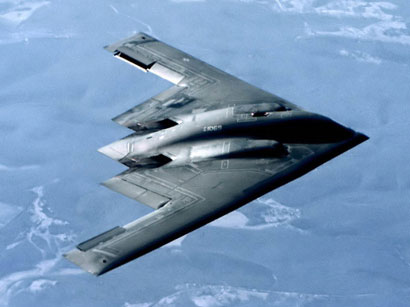 US stealth jets arrived in South Korea for the joint exercises