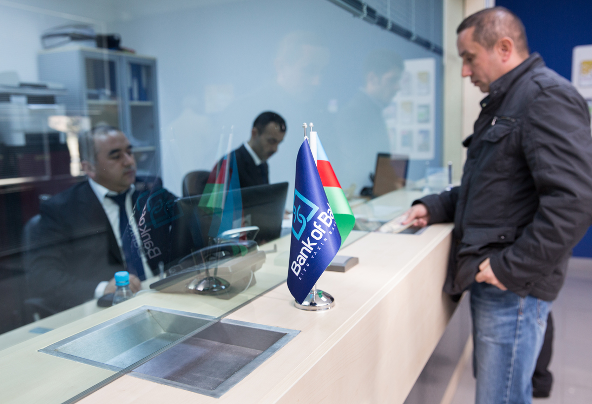 "New ""Yasamal"" branch of ""Bank of Baku"" - Future arrives today! - Gallery Image"