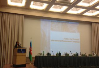 Justice for Khojaly campaign presented in Rome