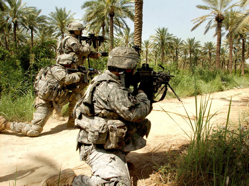 US Military Girds for More 'Unconventional Warfare'