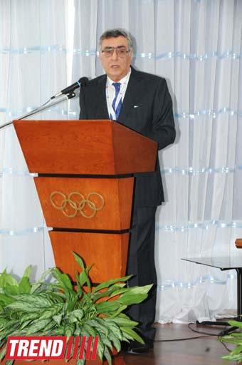 За последние четыре года олимпийское движение в Азербайджане запомнилось серьезными результатами – вице-президент НОК (ФОТО) - Gallery Image
