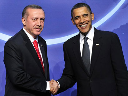 Date of Turkish PM's meeting with U.S. President announced