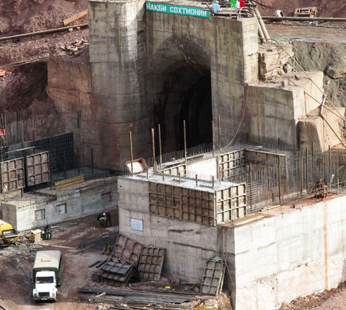 Rogun hydro-power plant: solution of problems or grounds for disputes?