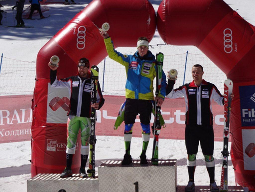 Azerbaijan wins second Alpine skiing license for Olympic Games in Sochi (PHOTO) - Gallery Image