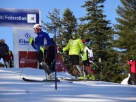 Azerbaijan wins second Alpine skiing license for Olympic Games in Sochi (PHOTO) - Gallery Thumbnail