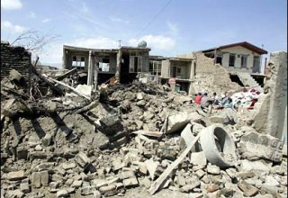 Iran lived through over 33,000 earthquakes since 1900 - expert