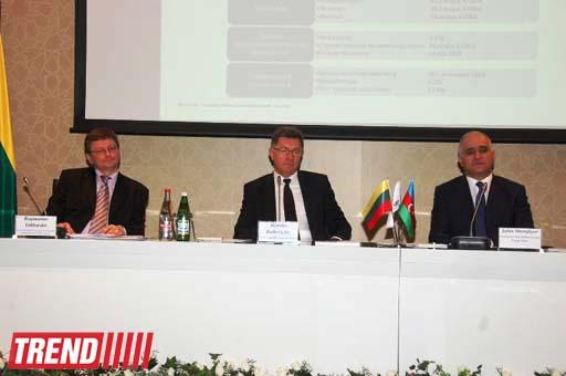 Литовский рынок может открыть азербайджанскому бизнесу дорогу в Европу (ФОТО) - Gallery Image