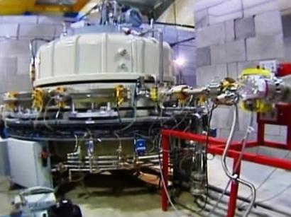 İran yüngül suda nüvə reaktoru tikir