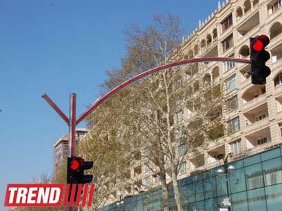 Деятельность по регулированию работы в Баку светофоров нового типа будет продолжена  (ФОТО)