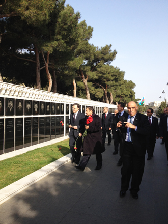 Azerbaijan, Turkey discuss cooperation issues in ecological sphere (PHOTO) - Gallery Image