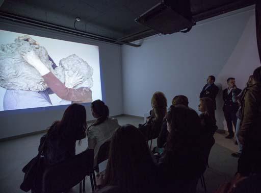 """В галерее YAY состоялось открытие  видео-арт-выставки """"Интроспекция"""" (фото) - Gallery Image"""