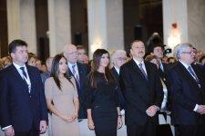 Президент Азербайджана и его супруга приняли участие в I Всемирном форуме выпускников МГИМО (ФОТО) - Gallery Thumbnail