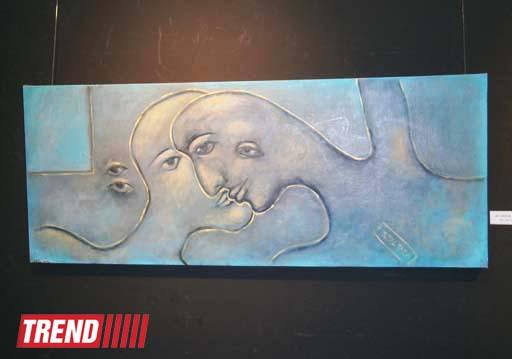 В Баку открылась выставка Солтана Гары - нюансы, оттенки, эмоции (фотосессия) - Gallery Image