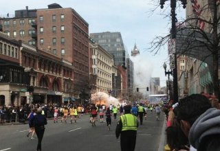 Boston terrorist attack suspect is from Kyrgyzstan