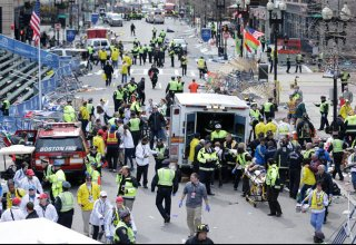 Pakistani Taliban deny Boston Marathon blasts