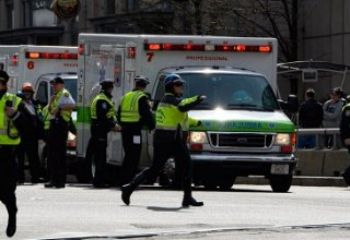 Boston heightens security after marathon bombing