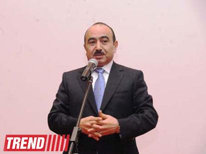 В Азербайджане гражданские инициативы поддерживаются государством - Али Гасанов (версия 2) (ФОТО)