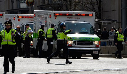 Death toll in Boston bombings rises to three