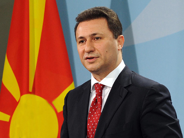 Former PM of Macedonia requests asylum in Hungary: official