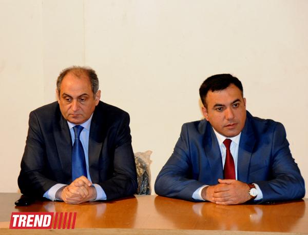 В Азербайджане инвалиды Чернобыля поддержали кандидатуру Ильхама Алиева на пост президента (ФОТО) - Gallery Image