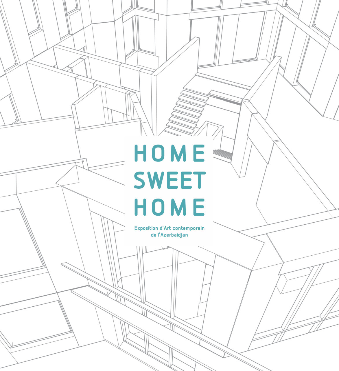 """YARAT! Contemporary Art Space-organized """"Home, sweet home"""" exhibition opens in Paris - Gallery Image"""