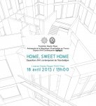 """YARAT! Contemporary Art Space-organized """"Home, sweet home"""" exhibition opens in Paris - Gallery Thumbnail"""