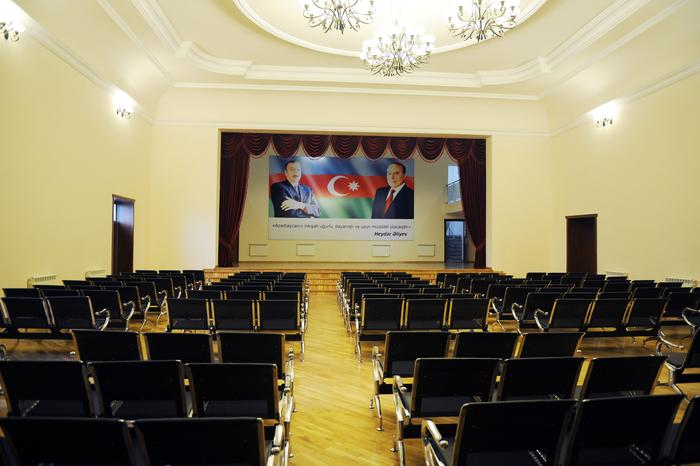 Президент Азербайджана принял участие в открытии парка культуры и отдыха в поселке Баладжары (ФОТО) - Gallery Image