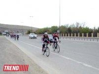 """Азербайджанская команда по велоспорту """"Synergy Baku Cycling Project"""" провела открытую тренировку (ФОТО) - Gallery Thumbnail"""