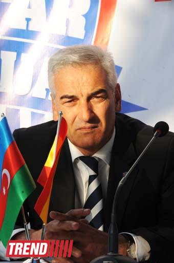 """Футболист """"Атлетико Мадрид"""" считает для себя почетным наличие на форме клуба надписи """"Азербайджан"""" (ФОТО) - Gallery Image"""