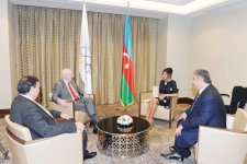 Azerbaijani First Lady attends first meeting of European Games Coordinating Committee (PHOTO) - Gallery Thumbnail