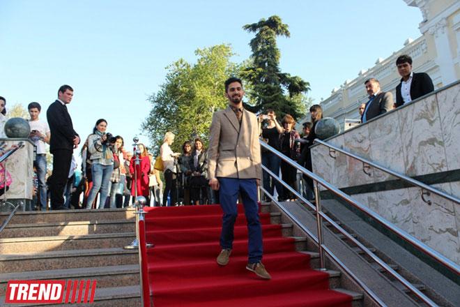 "YARAT! presents work of artist and designer Orkhan Mammad "" VIP pedestrian subway""  (PHOTO) - Gallery Image"