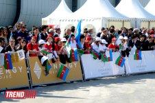 В Баку стартовал международный велотур, посвященный 90-летию Общенационального лидера Гейдара Алиева (ФОТО) - Gallery Thumbnail