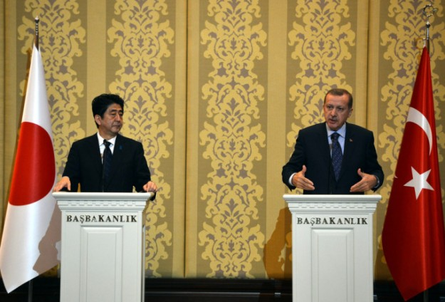 Turkey, Japan agree on a nuclear plant investment
