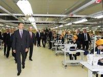 """İlham Əliyev Sumqayıtda """"Gilan"""" Tekstil Parkının açılışında iştirak edib (ƏLAVƏ OLUNUB) (FOTO) - Gallery Thumbnail"""
