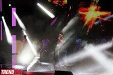 """В Азербайджане определились призеры музыкального конкурса """"Univision - 2013"""" среди студентов (фотосессия) - Gallery Thumbnail"""