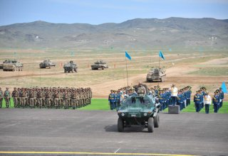 Reliable suppliers of weapons for Kazakh Armed Forces to be determined