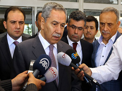 Disclosure of Turkish power structures' meeting to be used against country