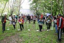 В Азербайджане состоялись международные соревнования по спортивному ориентированию (фото) - Gallery Thumbnail