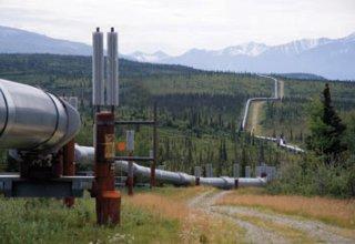 Oil transportation via Ceyhan-Kirikkale pipeline through Turkey up