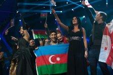 """Azərbaycan """"Eurovision-2013"""" mahnı müsabiqəsinin finalına çıxıb (FOTO) - Gallery Thumbnail"""