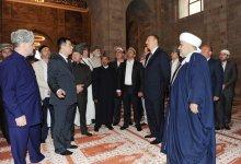 Президент Ильхам Алиев: Азербайджан, как независимое государство, вносит свой вклад в исламскую солидарность (ФОТО) - Gallery Thumbnail