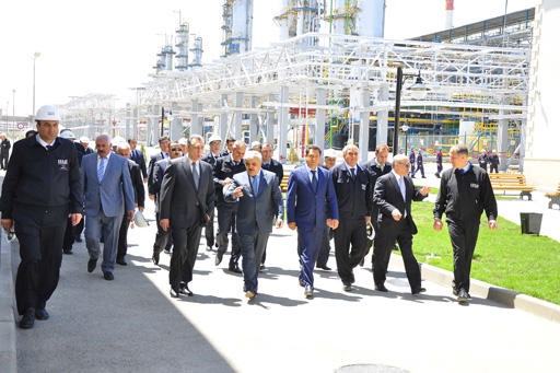 SOCAR commissions new installations at its chemical enterprise in Azerbaijan (PHOTO) - Gallery Image
