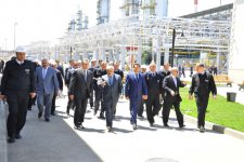 SOCAR commissions new installations at its chemical enterprise in Azerbaijan (PHOTO) - Gallery Thumbnail