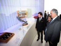 В Центре Гейдара Алиева можно увидеть исторический и современный Азербайджан - председатель парламента Уругвая (ФОТО) - Gallery Thumbnail